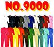 SW9000 豊富なカラー・サイズバリエーション長袖つなぎ服 欲しい色が見つかる♪