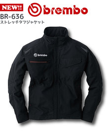 BR-636 Bremboブレンボ ストレッチタフジャケット