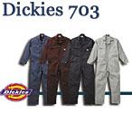 703 ディッキーズ(Dickies) ストライプつなぎ服