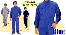 CA-8800 長袖つなぎ服