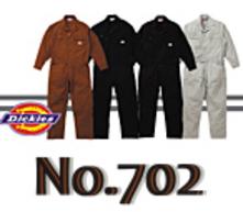 702 ディッキーズ(Dickies)つなぎ服