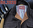 2820 オックスツナギ服