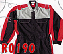 RO-190 長袖つなぎ服