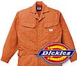 1101 ディッキーズ長袖つなぎ服
