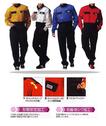 KR-6 長袖ピットスーツ