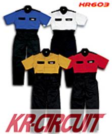 KR603 半袖ピットスーツ